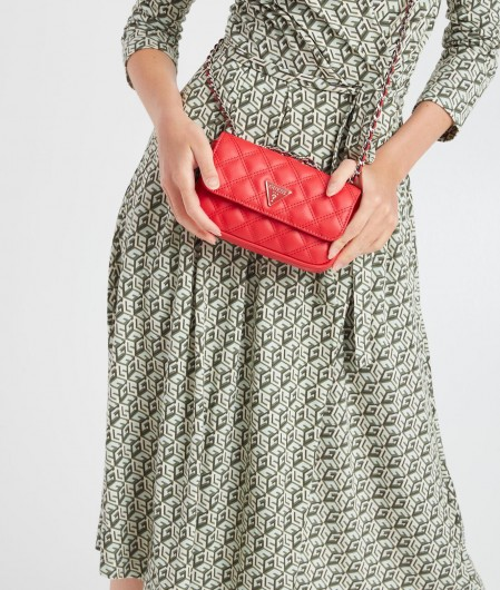 """Guess Mini-Bag """"Cessily"""" Rot"""