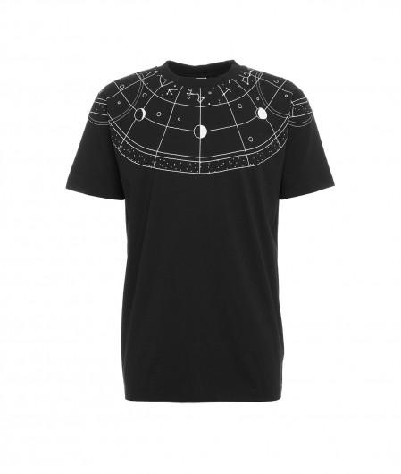 "Marcelo Burlon T-shirt ""Semi Astral Regular"" black"