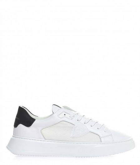 "Philippe Model Sneaker ""Tempel L"" Weiß"
