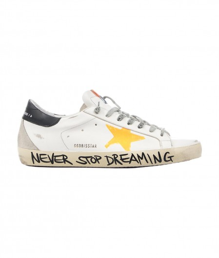 "Golden Goose Sneaker ""SUPERSTAR CLASSIC"" white"