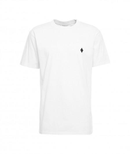 """Marcelo Burlon T-Shirt 2Cross Regular"""" Weiß"""