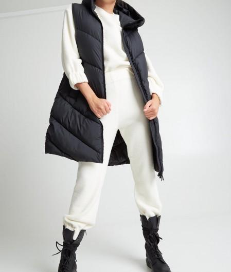 "Silvian Heach Knit Suit ""Oxnard"" creme"
