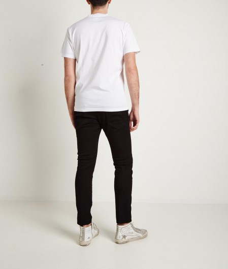 Dsquared2 Logo T-Shirt Weiß