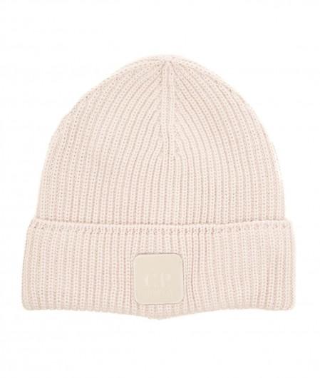 C.P. Company Knit beanie beige