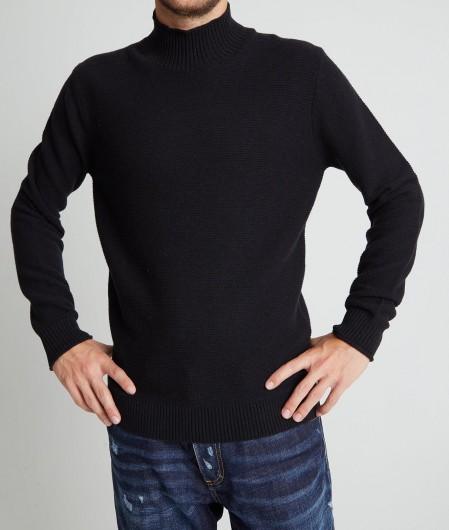 Kangra Turtleneck sweater black