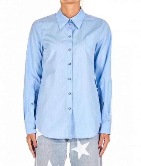 N°21 Cotton shirt light blue