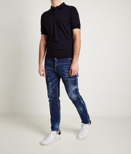 """Philippe Model Sneaker """"PRSX LOW MAN"""" Weiß"""