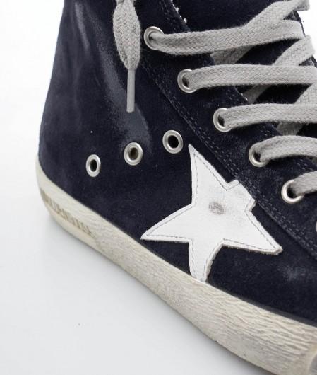 """Golden Goose Sneakers """"Francy Classic"""" Dunkelblau"""