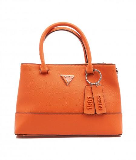 """Guess Handtasche """"Satchel Cordelia"""" Orange"""