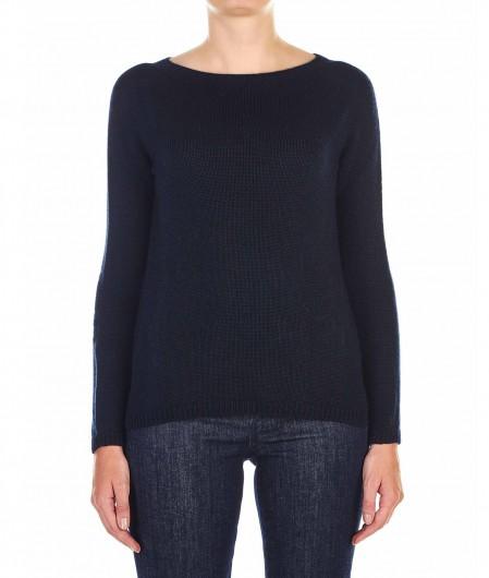 Max Mara Cashmere pullover blue