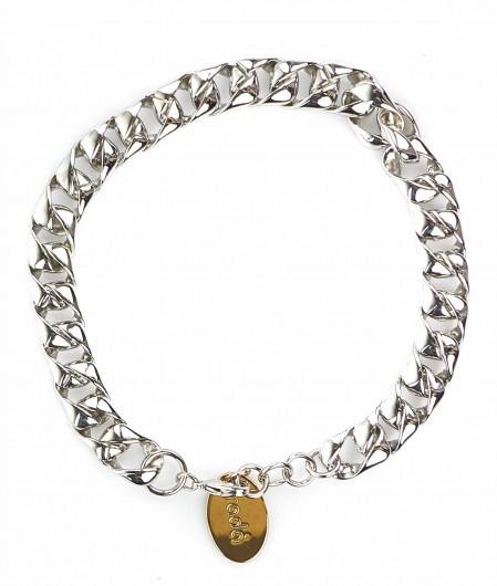 Radà Handgemachte Halskette silber