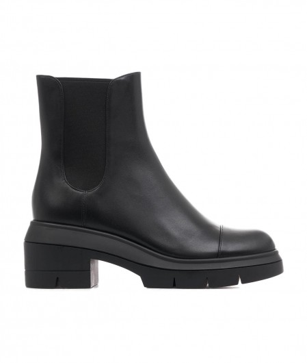 "Stuart Weitzman Ankle Boots ""Norah"" Schwarz"