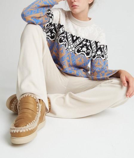 Kaos Sweater Baroque Bunt