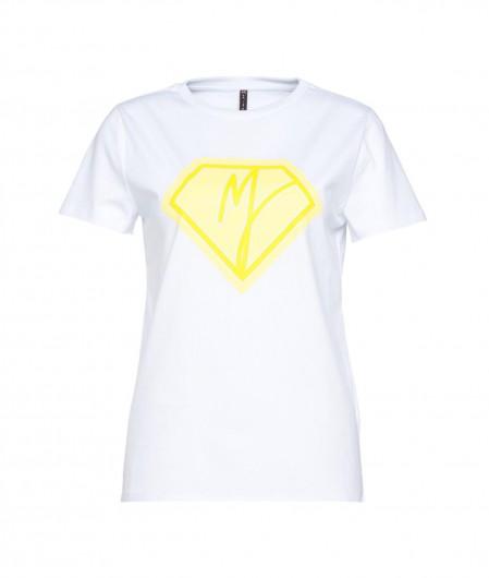 Manila Grace T-shirt with logo print white
