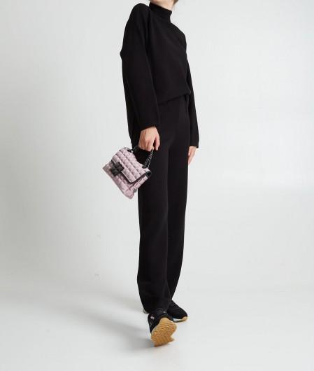 Kaos Turtleneck sweater black