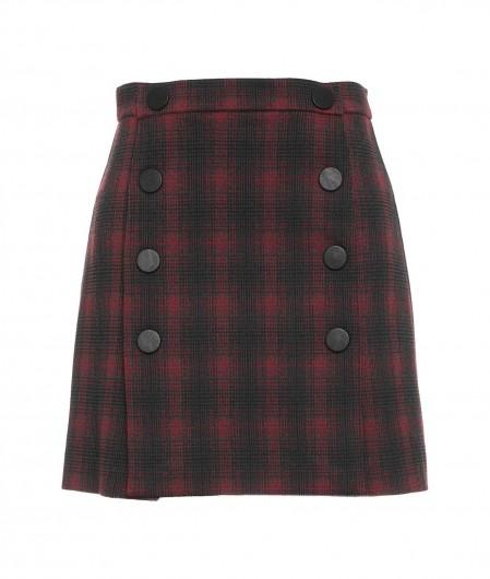 """Pinko Skirt """"Uriasco"""" red"""