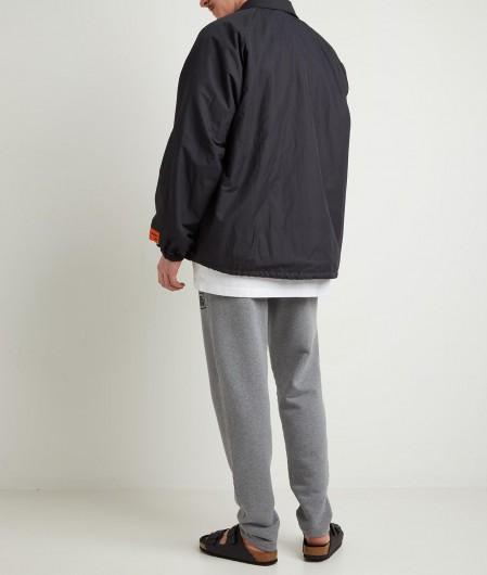 Heron Preston Coach jacket Schwarz
