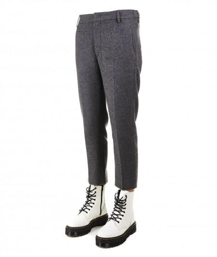 "Dondup Wool blend trousers ""Ariel"" dark gray"