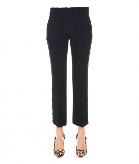 N°21 Cropped trousers black