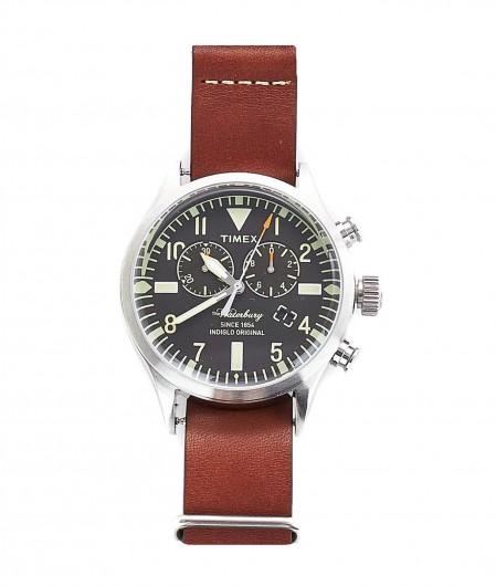Timex Armbanduhr silber
