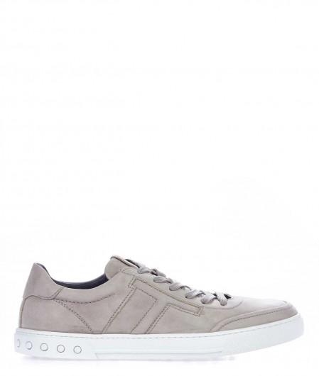 Tod's Sneaker T Laterale Hellgrau
