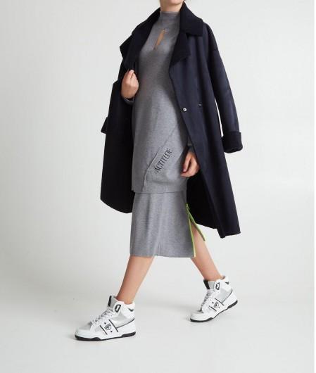 "Clothe Coat ""Mulan"" navy"