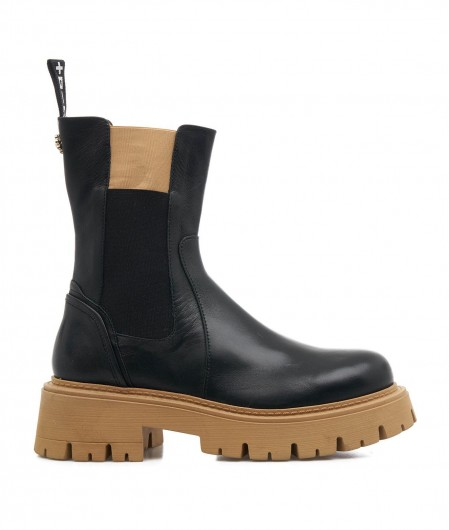 Gio+ Combat boots Schwarz
