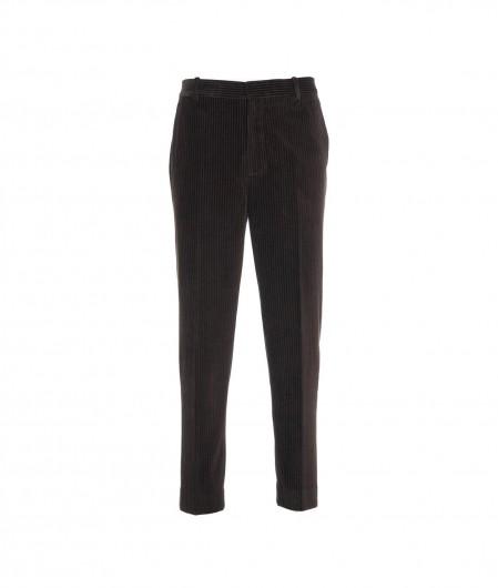 Circolo 1901 Corduroy pants dark brown