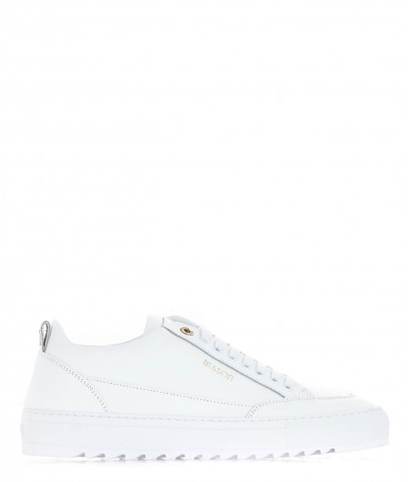 "Mason Garments Sneaker in pelle ""Tia"" bianco"