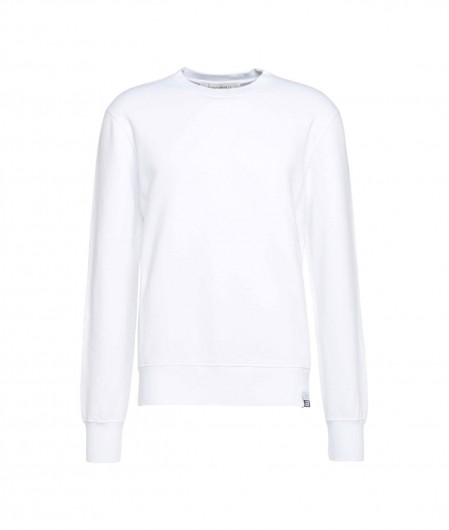 "Golden Goose Sweatshirt ""Archibald"" white"