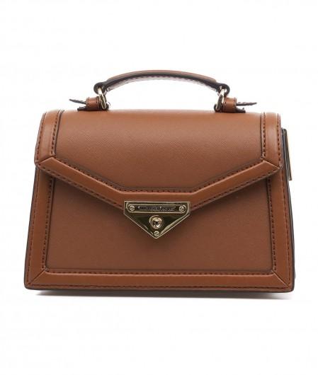 """Michael Kors Case Bag """"Grace"""" Hellbraun"""