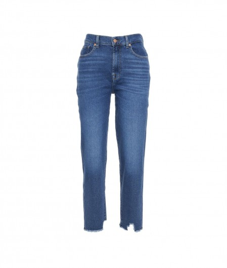 """7 for all mankind Jeans """"Malia"""" blue"""