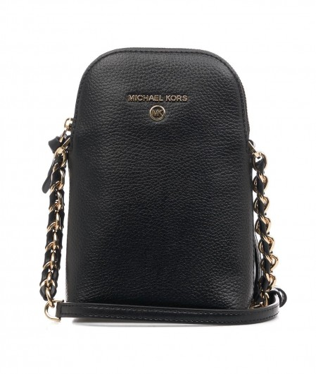 Michael Kors Phone Crossbody Bag black