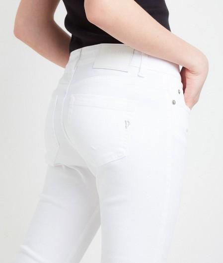"""Dondup Jeans """"Monroe"""" white"""