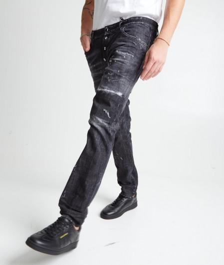 "Dsquared2 Jeans ""Skater Jean"" Schwarz"