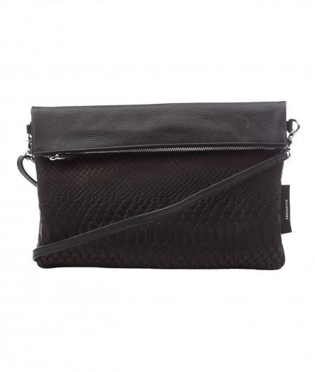 """Profanter Mini bag """"Andie"""" in python look black"""