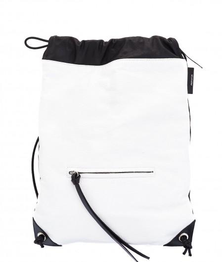 """Profanter Drawstring Bag """"Linda"""" Weiß"""