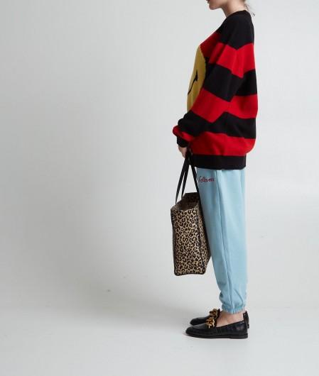 """Joshuas Sweater """"Smiley"""" Rot"""