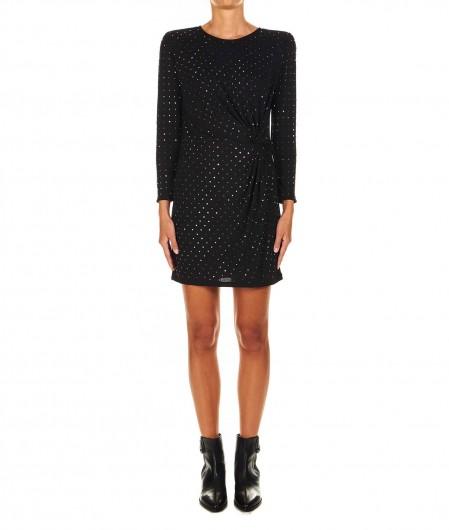 Liu Jo MIni dress with stud details black
