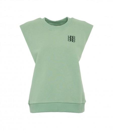 """Baum und Pferdgarten Sweatshirt """"Jaey"""" green"""
