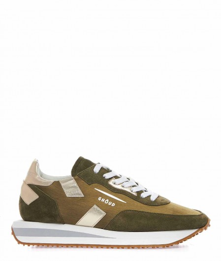 "Ghoud Sneaker ""Rush X Low"" Khaki"