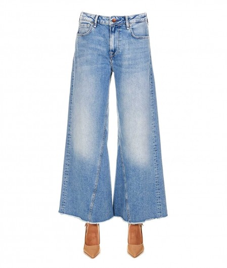 "Pepe Jeans Wide-leg jeans ""Hailey"" light blue"