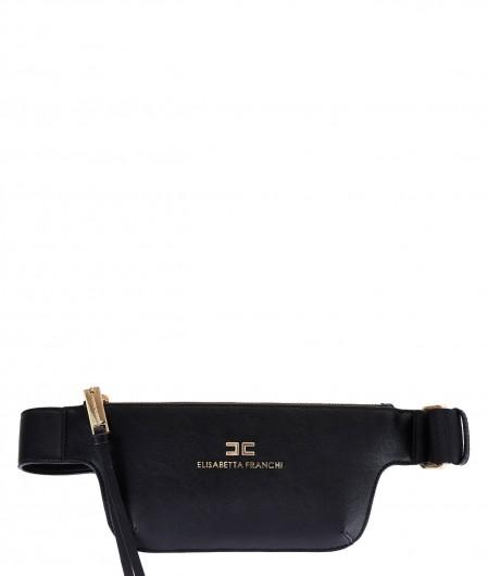 Elisabetta Franchi Belt bag black