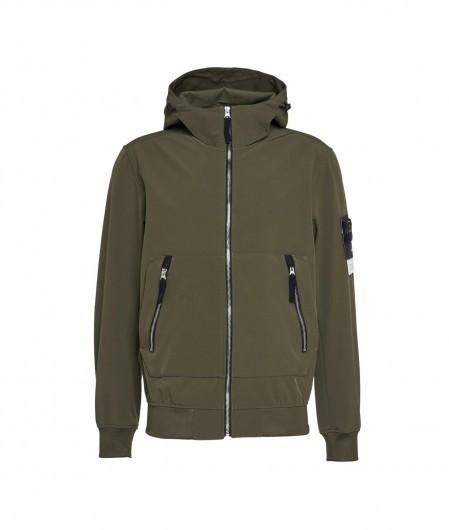 "Stone Island Outdoor jacket ""Light Soft Shell"" olive"