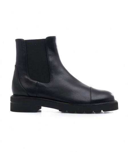 "Stuart Weitzman Boots ""Frankie Lift"" black"
