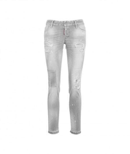 """Dsquared2 Jeans """"Jennifer"""" Hellgrau"""