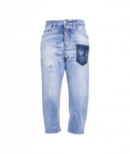 Dsquared2 Kawaii Jean blue