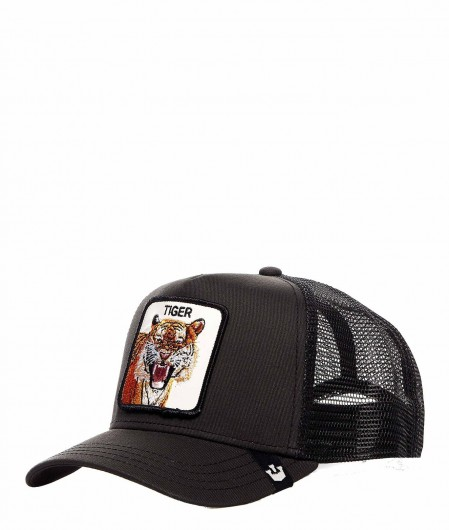 "Goorin Bros Baseball Cap ""Tiger"" black"