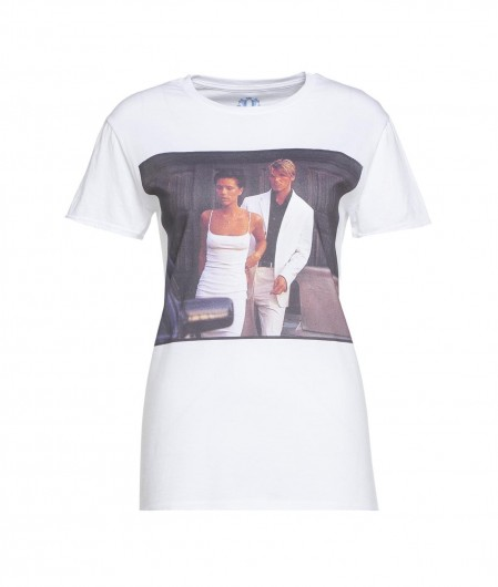 """Elite 55 T-Shirt """"VIP"""" Weiß"""