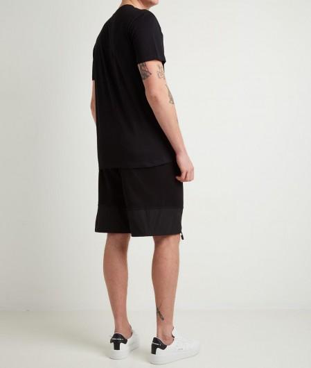 Moschino T-Shirt mit Logoschrifzug black